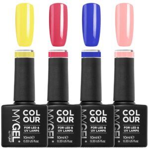 MYGEL by Mylee Brights Gel Polish Quad 4x10ml