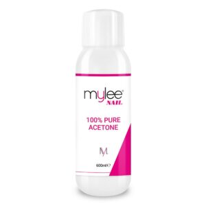 Mylee 100% Pure Acetone 600ml