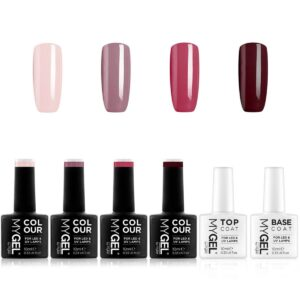 Mylee MYGEL Classic Collection 4 Colour Gel Polish Set