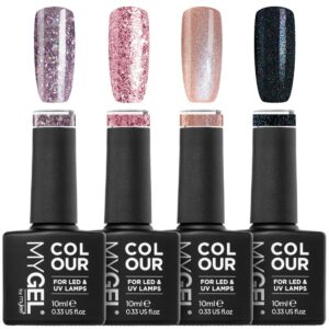 MYGEL by Mylee Gel Polish Quad 7, 4x10ml