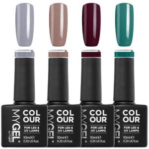 MYGEL by Mylee Gel Polish Quad 8, 4x10ml