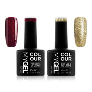 MYGEL by Mylee Gel Polish Duo 1, 2x10ml